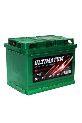 АКОМ ULTIMATUM VRLA AGM 6СТ-60.0 680A