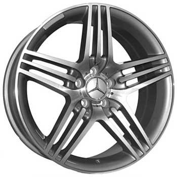 7.5x16 5x112 66.6 ET37  (132) MG Mercedes C, E