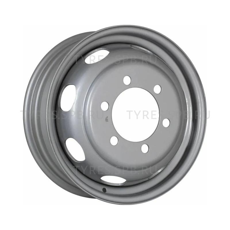 Стальные диски Газель 5.5x16 6x170 130.1 ET105