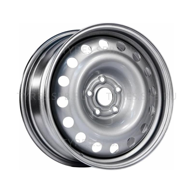 Стальные диски Евродиск 64E45H 6x15 4x114.3 67 ET45