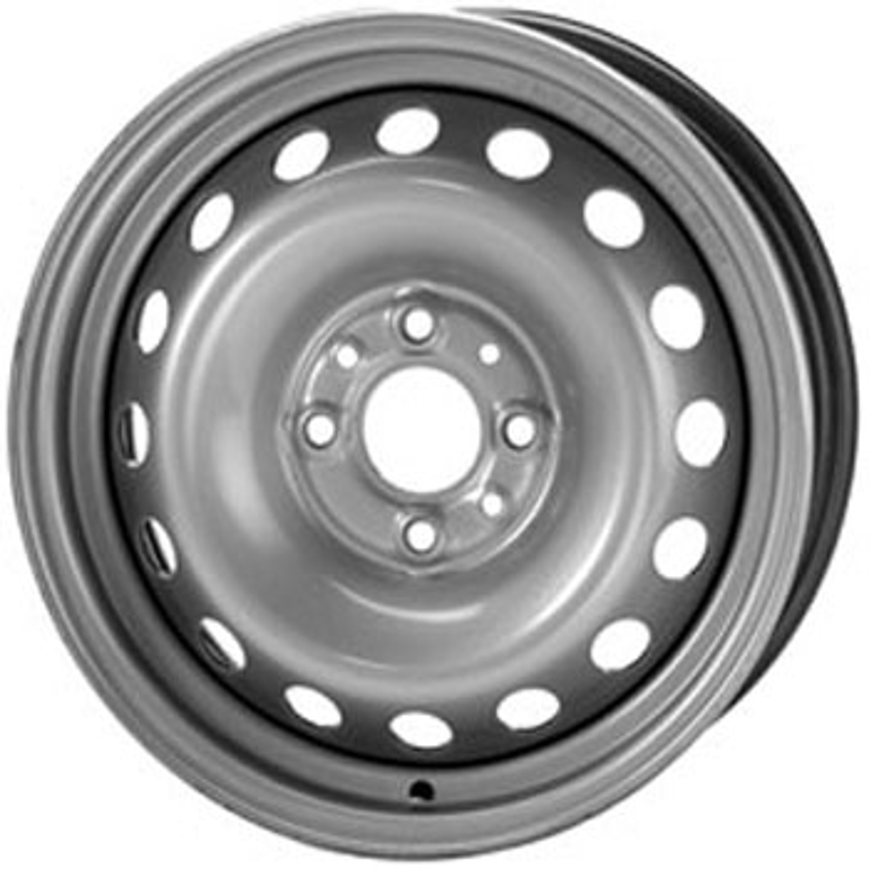 Стальные диски KWM 5x13 4x98 60.8 ET29