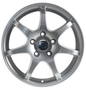 6.5x16 5x114.3 67.1 ET50 Aero A1162 Silver