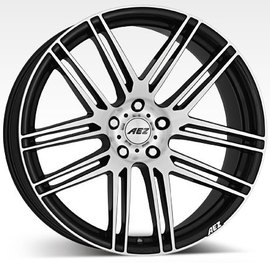 AEZ Cliff dark 9.5x19 5x120 72.6 ET17
