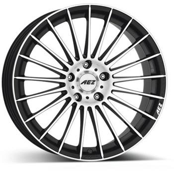 AEZ Valencia dark 8.5x19 5x114.3 71.6 ET35