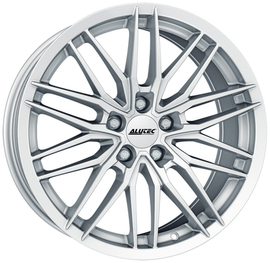 Alutec Burnside silver 7.5x17 5x100 57.06 ET35