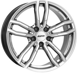 Alutec DriveX metal grey fpolished 8.5x19 5x108 63.4 ET40