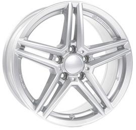8.5x20 5x112 66.5 ET40 Alutec M10 Polar Silver