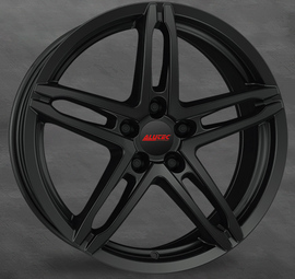Alutec Poison racing black 7x17 5x108 70.1 ET48