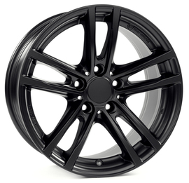Alutec X10 racing black 7.5x17 5x120 72.6 ET37