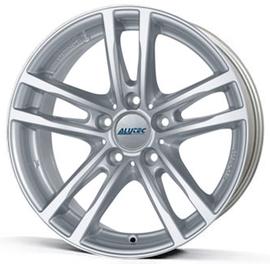 Alutec X10 silver 8x17 5x120 72.6 ET30