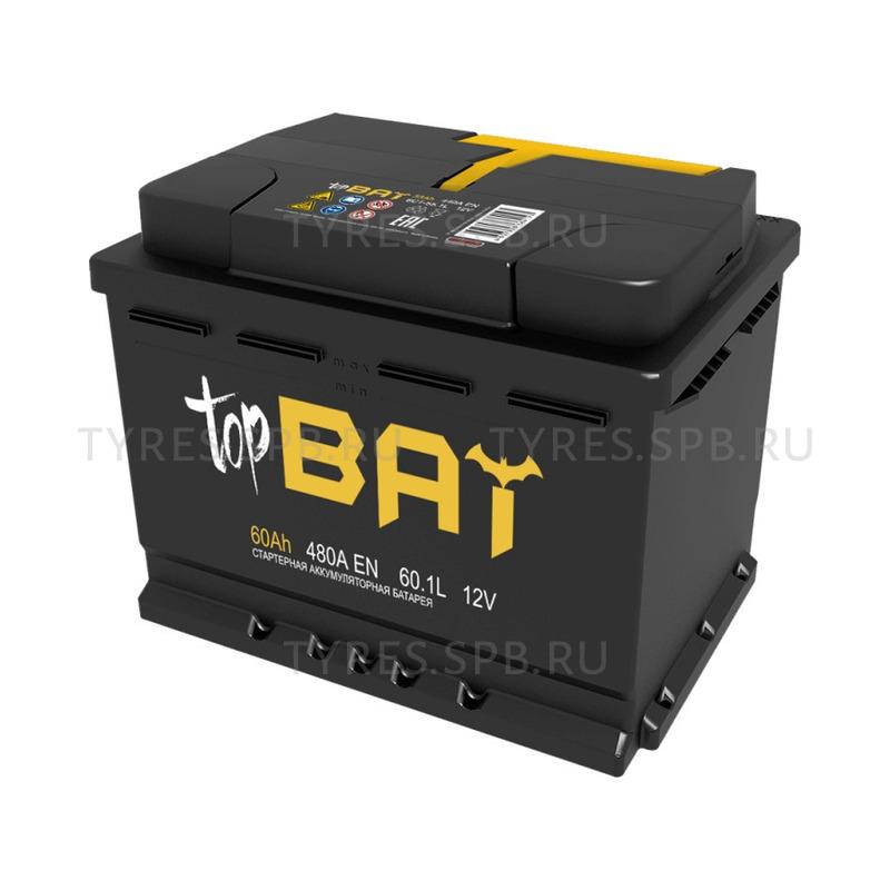 BAT 6СТ-60.0 480A