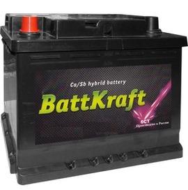 Batt Kraft 6СТ-60.0 490A 242x175x190 Аккумулятор автомобильный Batt Kraft 6СТ-60.0 490A 242x175x190