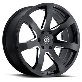 Black Rhino Wheels Mozambique gloss black 10x24 5x150 110.1 ET30