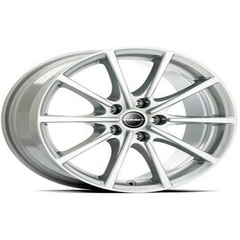 Borbet BL5 brilliant silver 8x18 5x108 72.5 ET50