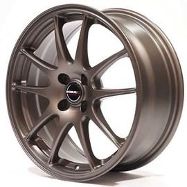 Borbet RS bronze matt 7x17 4x100 64.1 ET45