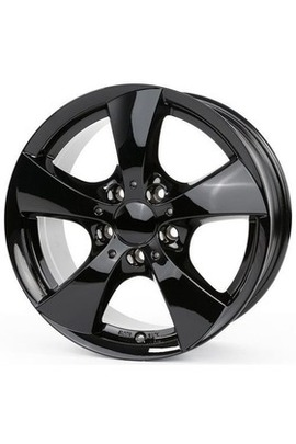 Borbet TB black glossy 7.5x16 5x112 66.6 ET45