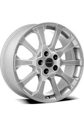 Borbet X10 crystal silver 8x18 5x112 72.5 ET35