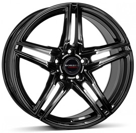 Borbet XRT black glossy 8.5x19 5x120 72.5 ET35