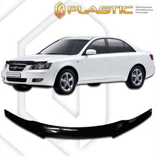 Автоаксессуар CA PLASTIC Дефлектор капота АС Hyundai Sonata NF 2009-10, арт. 360