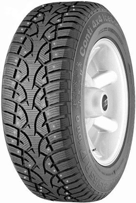 Continental Conti4x4IceContact 235/60 R17