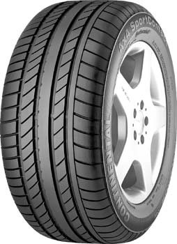 Continental Conti4x4SportContact 275/40 R20