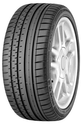 Continental ContiSportContact 2 265/40 R21