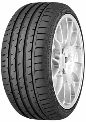 Continental ContiSportContact 3 285/35 R18