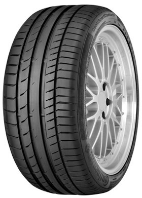 Continental ContiSportContact 5 255/55 R18