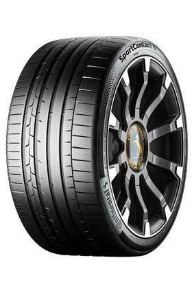 Continental ContiSportContact 6 295/25 R20