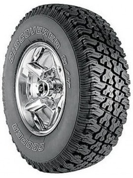 Cooper Discoverer S/T шип 235/85 R16