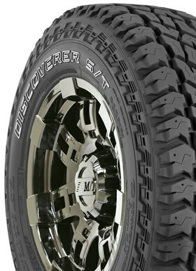 Cooper Discoverer S/T Maxx шип 235/80 R17