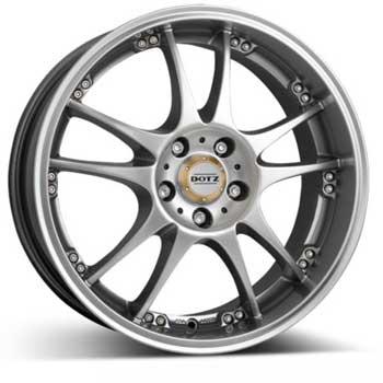 8x18 5x120 74.1 ET20 DOTZ Brands Hatch уценка