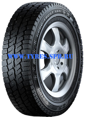 205/65 C  R15 Gislaved Nord Frost Van шип 102/100R
