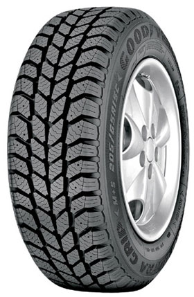 GoodYear Cargo Ultra Grip 215/75 R16