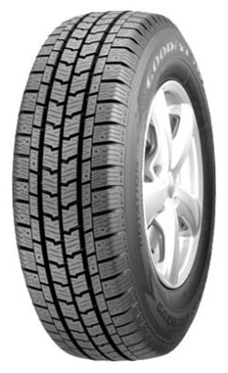 215/65 C  R15 GoodYear Cargo Ultra Grip 2 шип 104/102T Вид 1