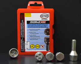 Болты-секретки Heyner StilBull 650 I1 12x1.5x30 конус ключ 17
