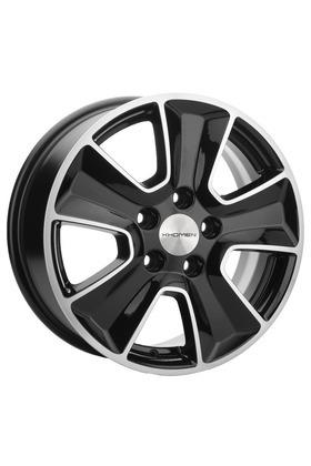 6.5x16 5x114.3 67.1 ET50 Khomen Wheels KHW1601 (Ceed) F-Silver Вид 1