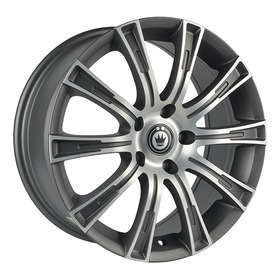Konig Crown (SL43) 7x17 5x139.7 71.5 ET45