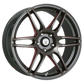 Konig Deception (S889) GBQPr 7.5x17 5x114.3 73.1 ET40