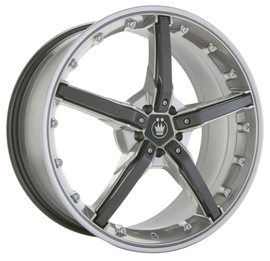 Konig Hotswap (SF91) MP 8x18 5x127 69.1 ET40