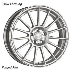7.5x17 5x100 56.1 ET45 LS FlowForming RC05 S