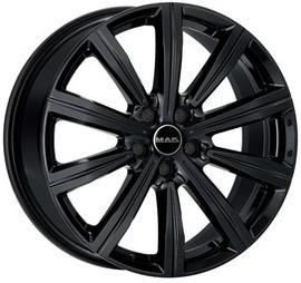 MAK Birmingham Gloss Black 8.5x20 5x112 66.6 ET29