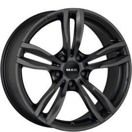 MAK Luft Mat Black 7.5x18 5x120 72.6 ET45