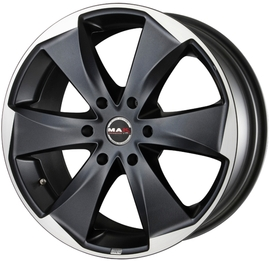 MAK Raptor 6 ice superdark 7.5x17 6x139.7 112 ET20