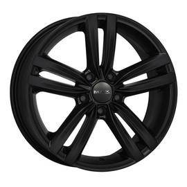 MAK Sachsen W Mat Black 6.5x16 5x112 57.1 ET33