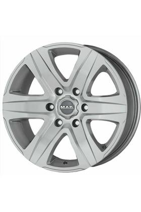 Диски MAK Stone 6 W silver 7.5x17 6x139.7 67.1 ET46 в Спб