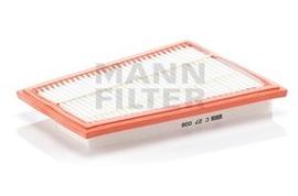 C27006 MANN воздушный фильтр