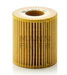 HU815/2x MANN масляный фильтр