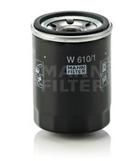 W610/1 MANN масляный фильтр