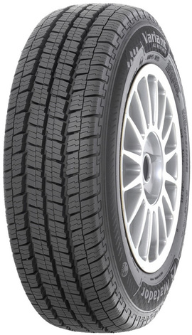 Matador MPS 125 Variant All Weather 215/75 R16
